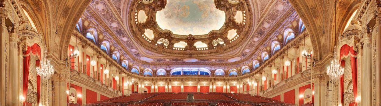 The Boston Opera House Venue