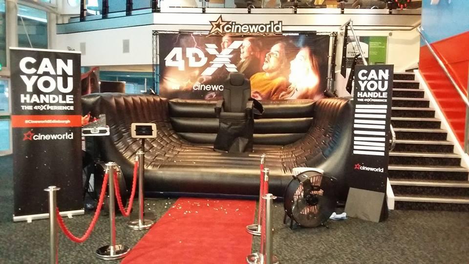 Cineworld Cinemas Edinburgh Edinburgh Venue Eventopedia