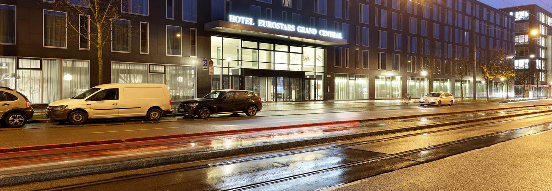eurostars grand central hotel münchen