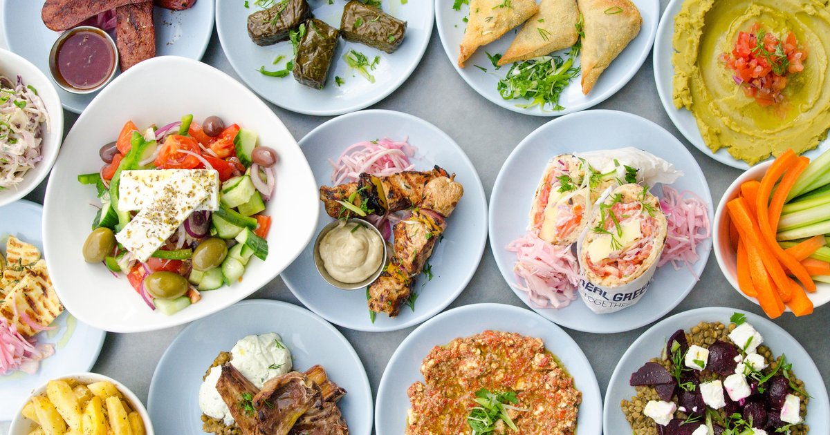 The Real Greek - Westfield London, London | Venue | Eventopedia