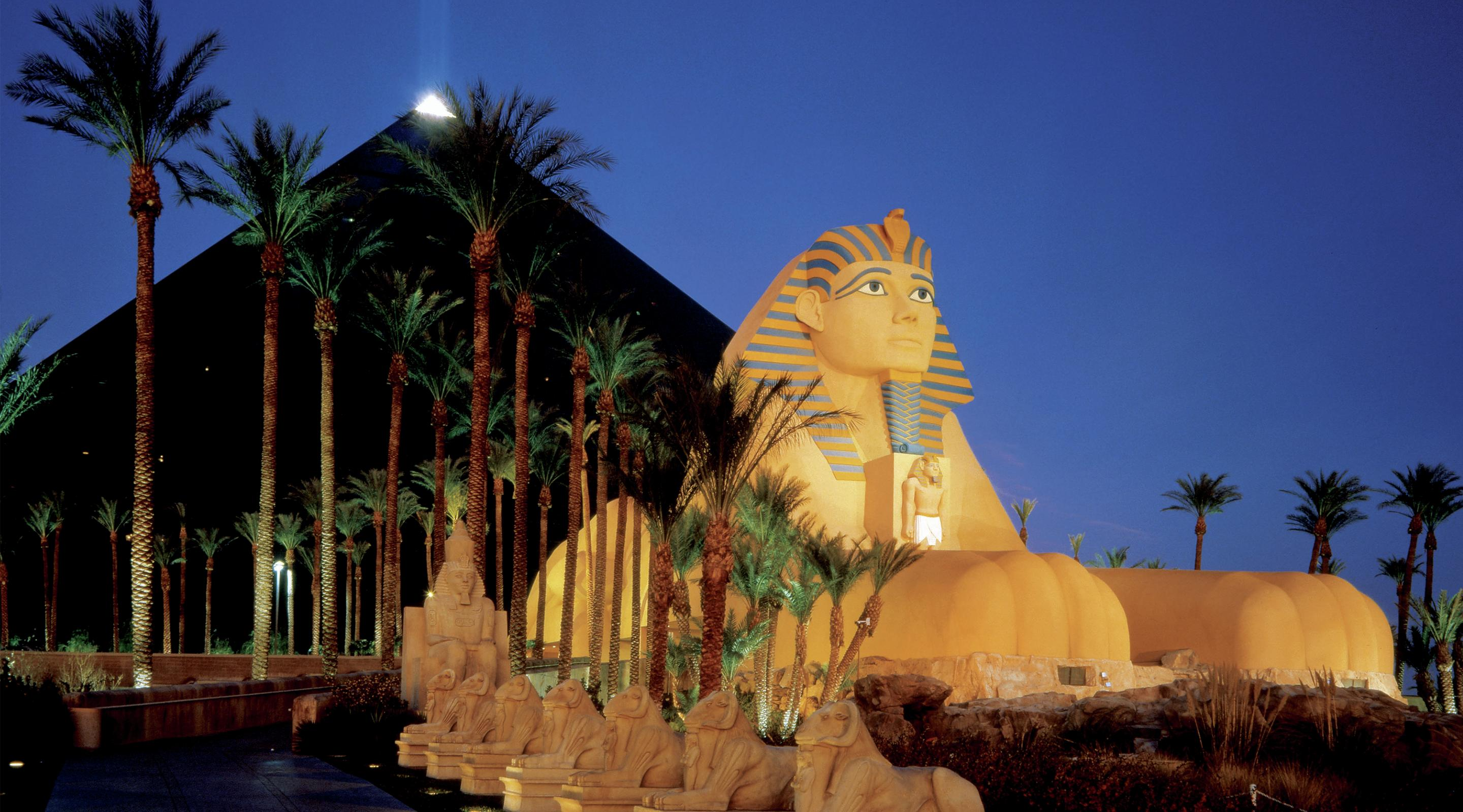 luxor hotel and casino las vegas venue eventopedia