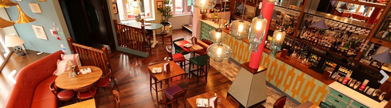 Scarlet's Bar Covent Garden, | Venue | Eventopedia