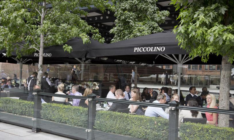 Piccolino exchange square for Piccolino hotel decor